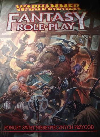 Warhammer RPG 4ed