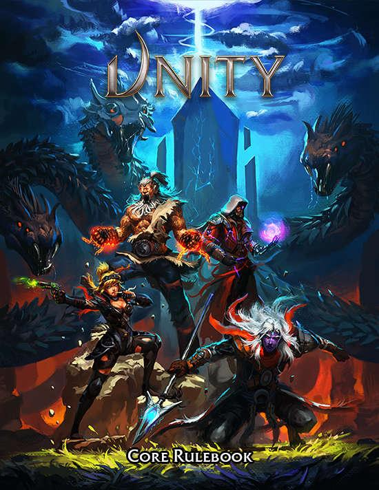 Unity RPG recenzja systemu