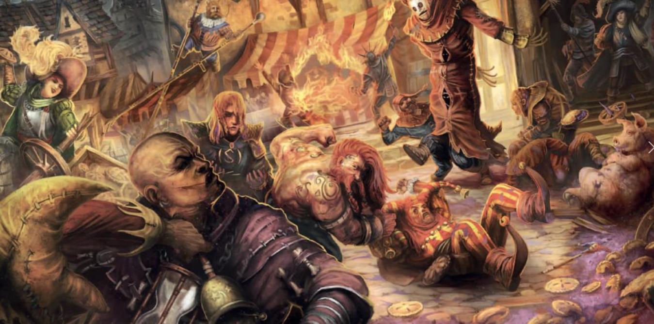 Warhammer 4 edycja recenzja