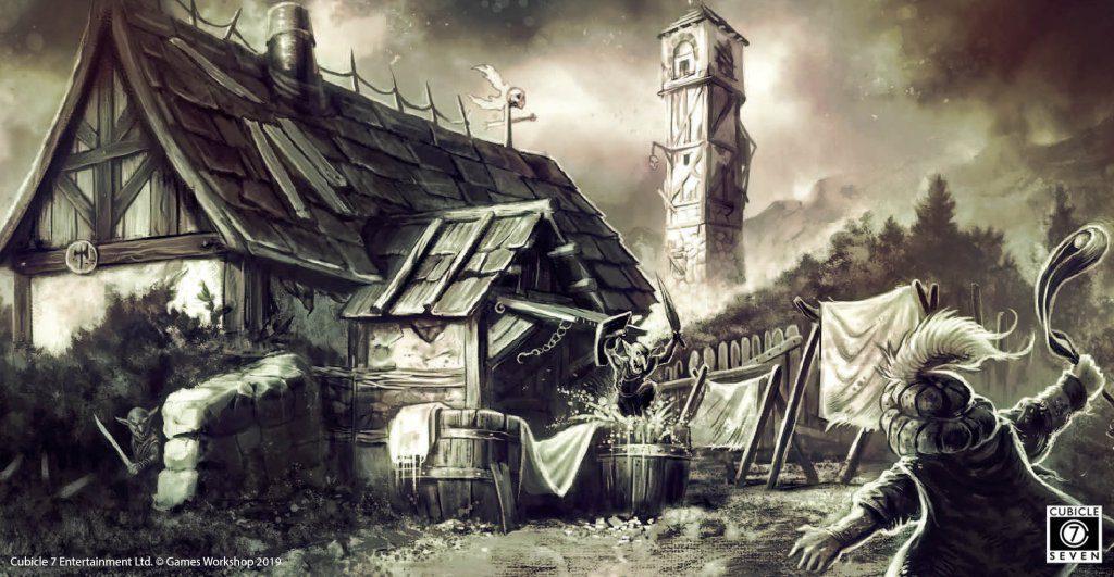Warhammer 4 edycja walka